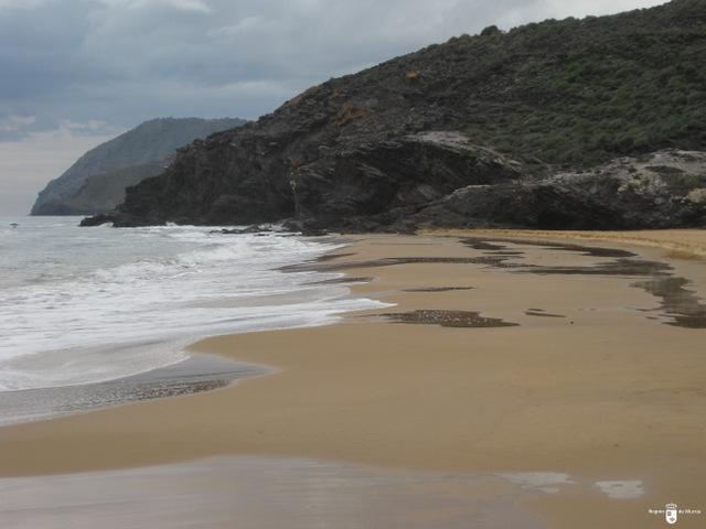 Cartagena beaches: Playas de Calblanque