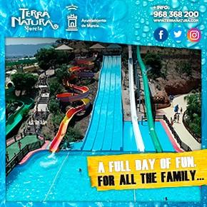 Terra Natura Water Park Opening June 2020