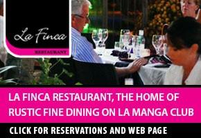 La Finca Restaurant News