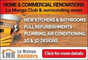 La Manga Builders news