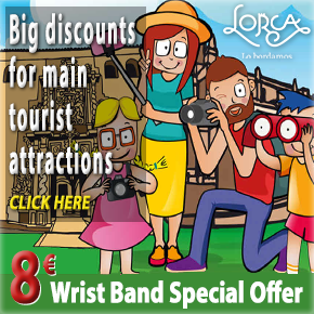 Wrist Band Special Offer banner