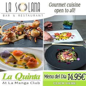 La Solana Bar & restaurant La Quinta Club