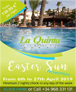 La quinta Club Easter 2019