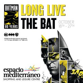 Espacio Mediterraneo Batman Sponsors Banner