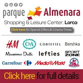 Parque Almenara Shopping Centre in page