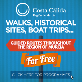 Murcia Turistica Guided walks Zone1